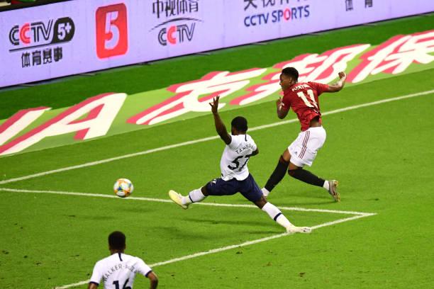 TRỰC TIẾP Tottenham 0-1 Man Utd: Martial mở tỉ số (H1) - Bóng Đá