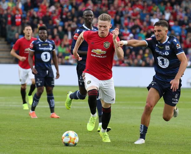 5 điểm nhấn Kristiansund 0-1 Man Utd: Vẫn là Pogba; Con trai Solsa  - Bóng Đá