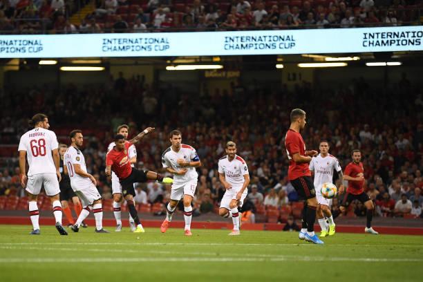 Sau trận Man United - Bóng Đá
