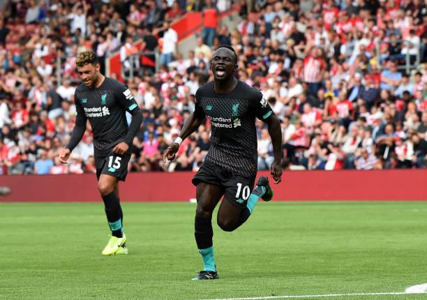 5 điểm nhấn Southampton 1-2 Liverpool: Đẳng cấp Mane; San bằng kỷ lục - Bóng Đá