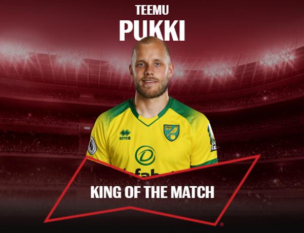 10 King of the match vòng 2 Premier League - Bóng Đá
