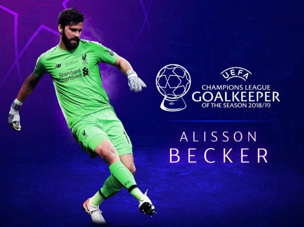 TRỰC TIẾP Bốc thăm vòng bảng Champions League: Alisson nhận giải thưởng - Bóng Đá