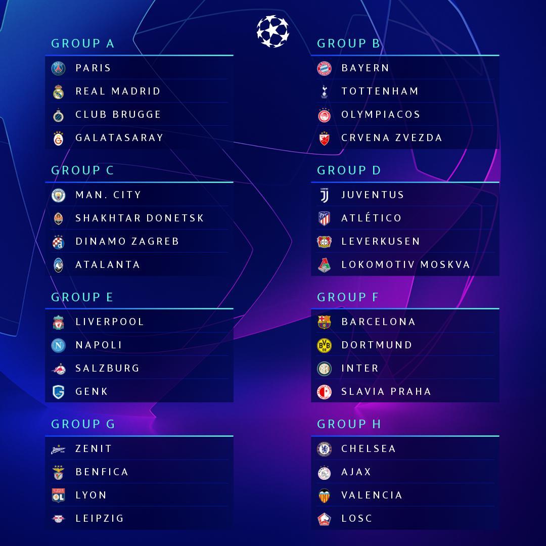 TRỰC TIẾP Bốc thăm vòng bảng Champions League: Tử thần Barca, Liverpool tái ngộ 'người quen' - Bóng Đá