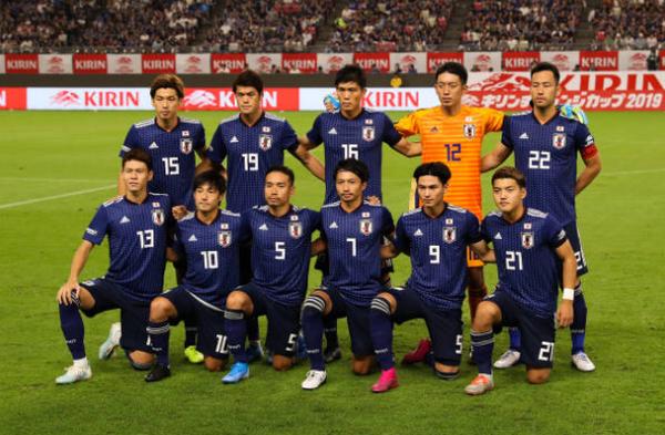 Tạm quên châu Á, Nhật Bản thị uy với đại diện Nam Mỹ - Bóng Đá