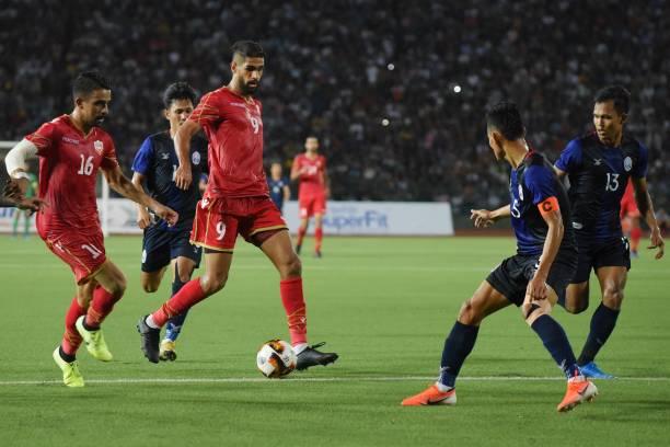 Cambodia vs Bahrain - Bóng Đá