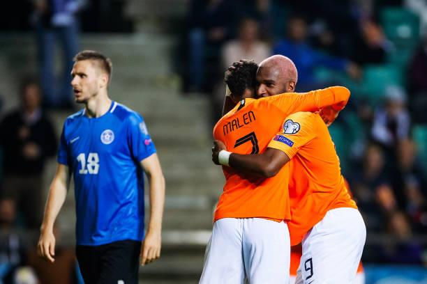 Estonia vs Hà Lan - Bóng Đá