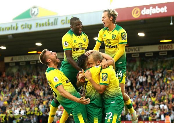Choáng với số tiền Norwich bỏ ra cho đội hình đánh bại Man City, chỉ bằng số lẻ - Bóng Đá