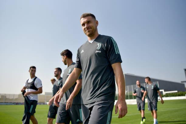 Juve tập luyện - Bóng Đá