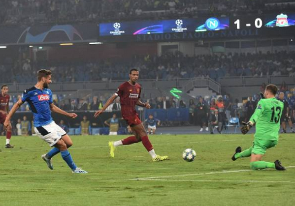 'Siêu hậu vệ' mắc sai lầm, Liverpool gục ngã ngay trận mở màn Champions League - Bóng Đá