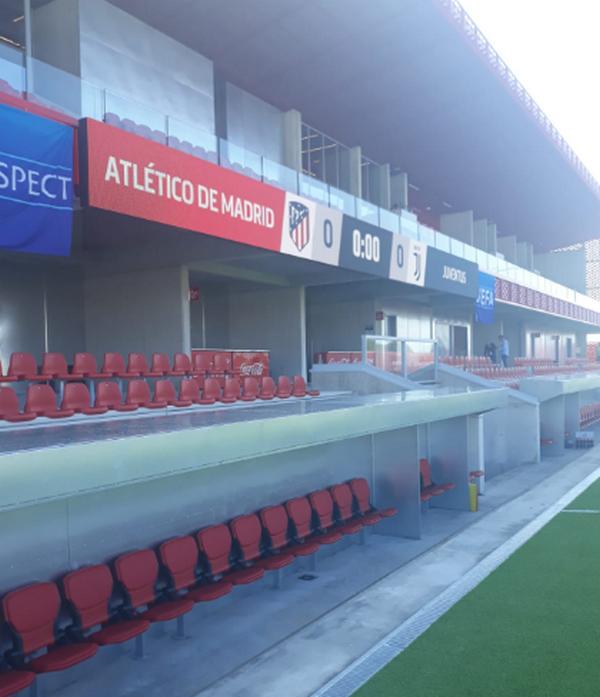 Hâm nóng đại chiến, dàn sao trẻ Juve hủy diệt Atletico Madrid - Bóng Đá
