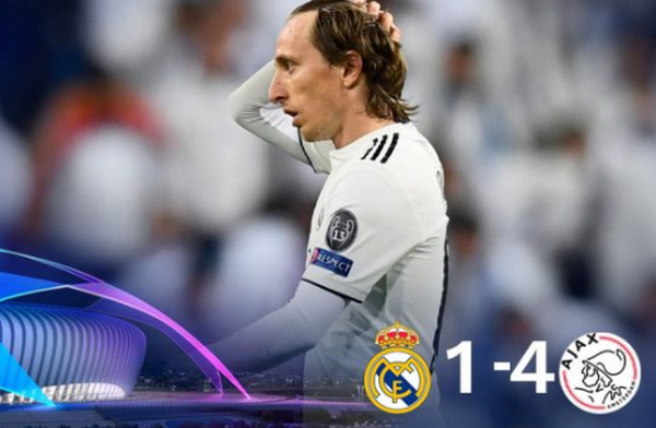Real Madrid have lost their last 5 UCL games without Ramos. (PSG, Ajax, CSKA, CSKA, Juventus) - Bóng Đá