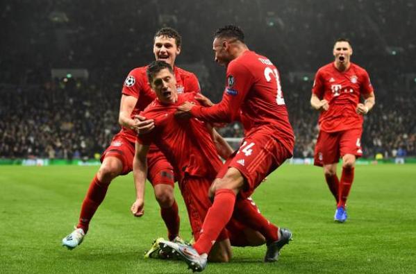 Cựu sao Arsenal lập 'poker', Bayern hủy diệt Tottenham với tỉ số kinh hoàng - Bóng Đá