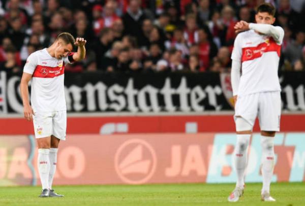 Phá kỷ lục giải đấu nhưng Stuttgart lại cay đắng đứt mạch bất bại - Bóng Đá