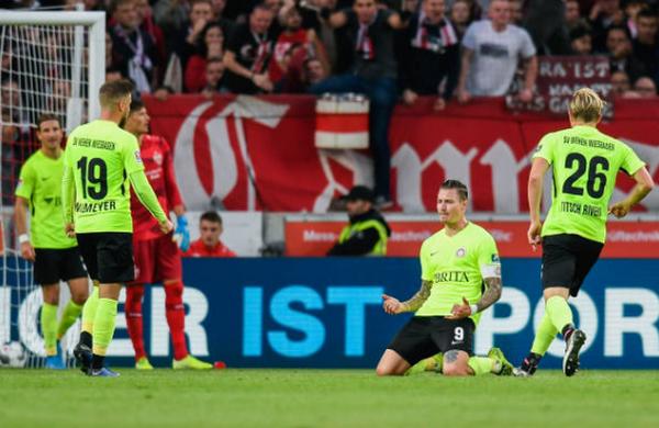 Stuttgart kiểm soát 84,5% nhưng vẫn thua - Bóng Đá