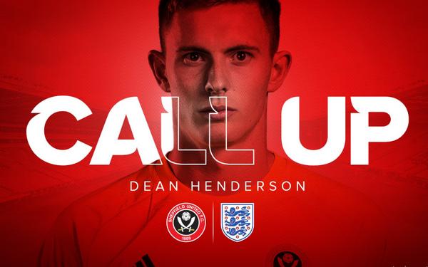 Dean Henderson được gọi lên tuyển - Bóng Đá