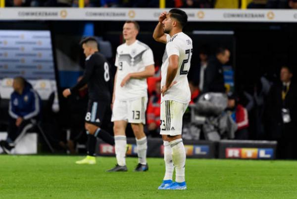 Đức vs Argentina - Bóng Đá