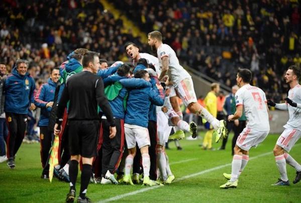 'Chốt sổ' Tháng Mười, 6 đội tuyển đã có vé đến EURO 2020 - Bóng Đá