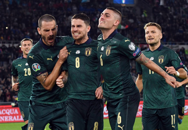 CHÍNH THỨC: Italia, Tây Ban Nha xác định bảng đấu tại EURO 2020 - Bóng Đá
