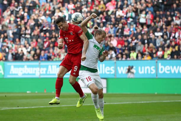 Thủng lưới phút bù giờ, Bayern đánh mất cơ hội lên ngôi đầu bảng - Bóng Đá