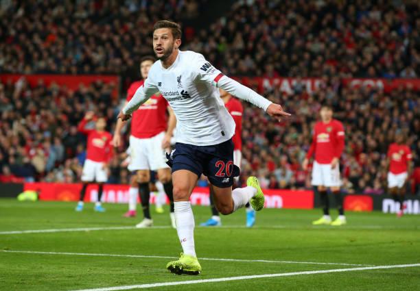 TRỰC TIẾP Man United 1-1 Liverpool: Robertson căng ngang, Lallana gỡ hòa (H2) - Bóng Đá