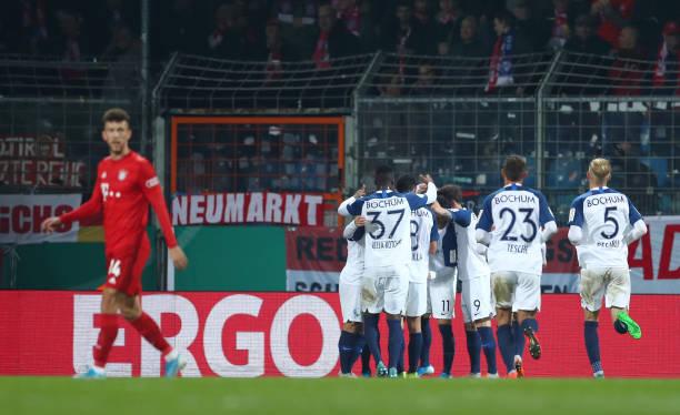 Bochum vs Bayern - Bóng Đá