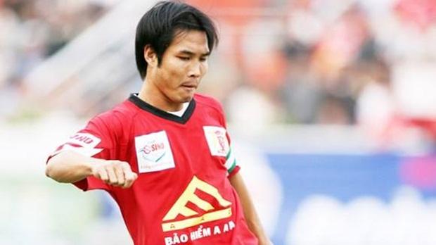 Cựu cầu thủ Lưu Ngọc Hùng. Ảnh: Internet.