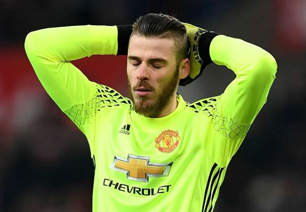 Mourinho lên tiếng về việc De Gea không thi đấu - Bóng Đá