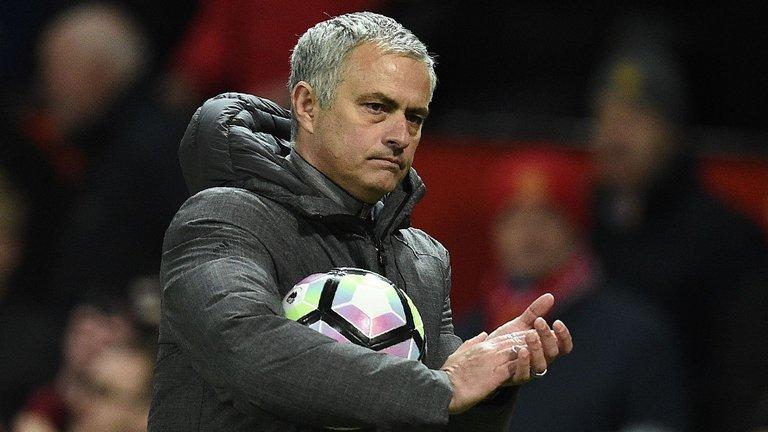 """Kết quả hình ảnh cho Mourinho: """"Man Utd sẽ còn thua sốc mùa này""""."""