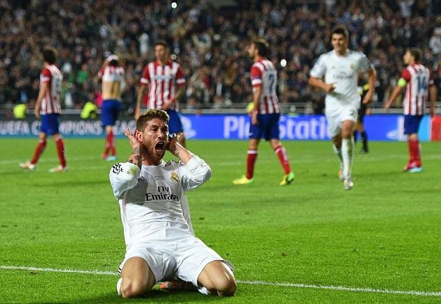 Atletico nên vào chung kết, vì Real không xứng đáng - Bóng Đá