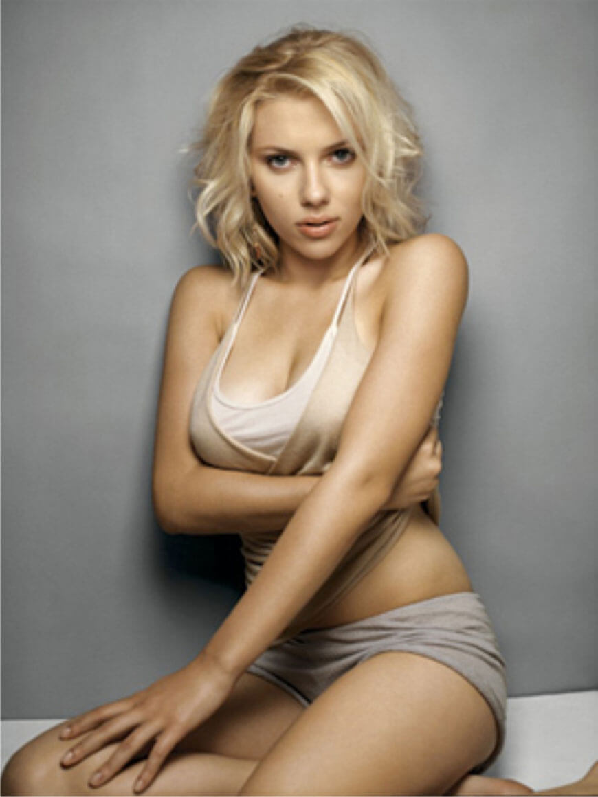 Scarlett johansson maxim porncraft scenes
