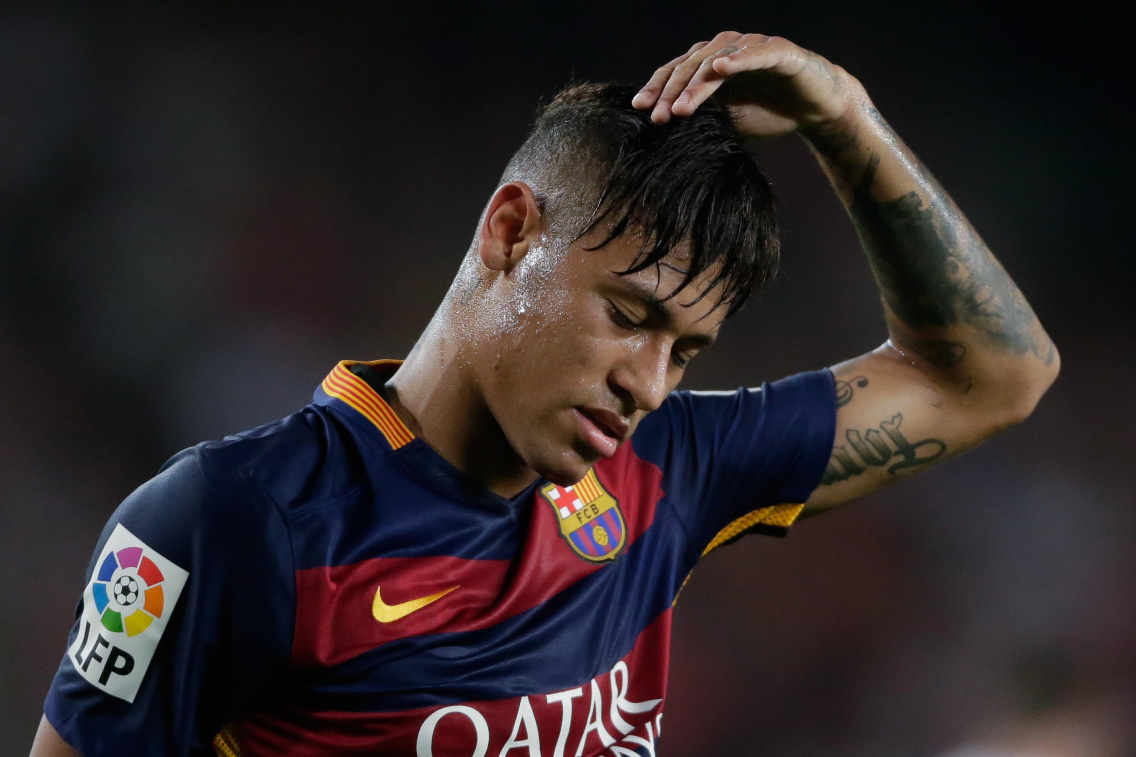 neymar rời barca - Bóng Đá