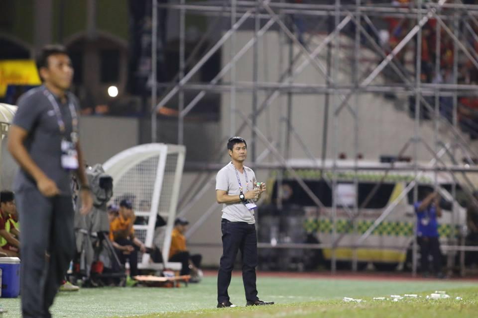 TRỰC TIẾP U22 Việt Nam 0-0 U22 Indonesia: Tuấn Tài bỏ lỡ đáng tiếc - Bóng Đá