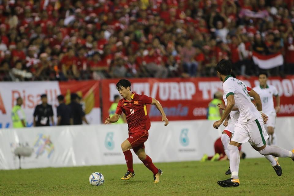 TRỰC TIẾP U22 Việt Nam 0-0 U22 Indonesia: Đụng phải bức tường đá (H2) - Bóng Đá