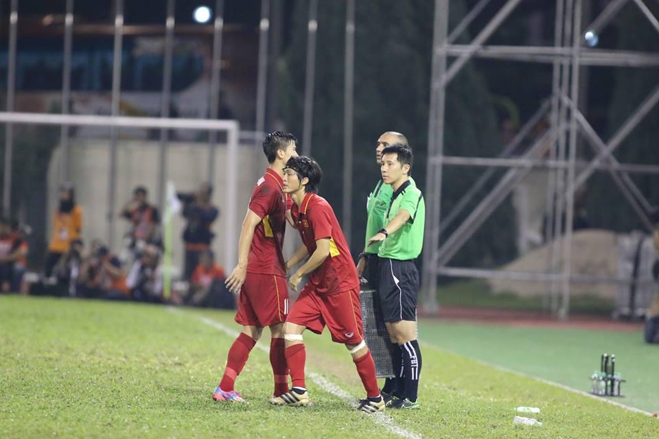 TRỰC TIẾP U22 Việt Nam 0-0 U22 Indonesia: Thẻ đỏ xứng đáng (H2) - Bóng Đá