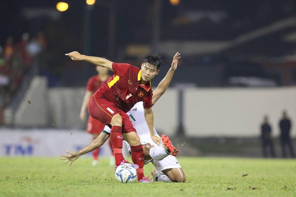 TRỰC TIẾP U22 Việt Nam 0-0 U22 Indonesia: Đối thủ không ngại phạm lỗi - Bóng Đá