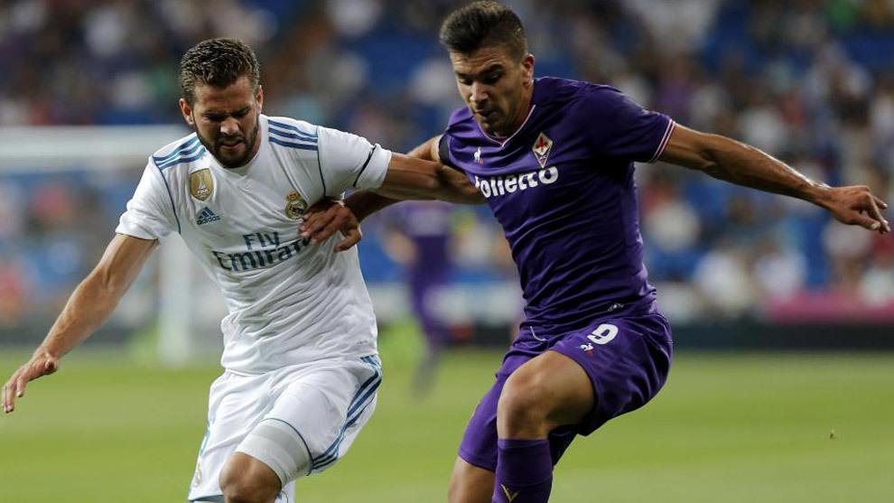 Real đập nhẹ Fiorentina - Bóng Đá