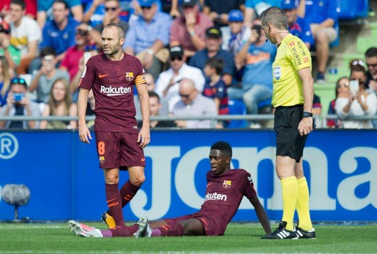 Mất Dembele 23 trận, Barca đang ném tiền qua cửa sổ - Bóng Đá