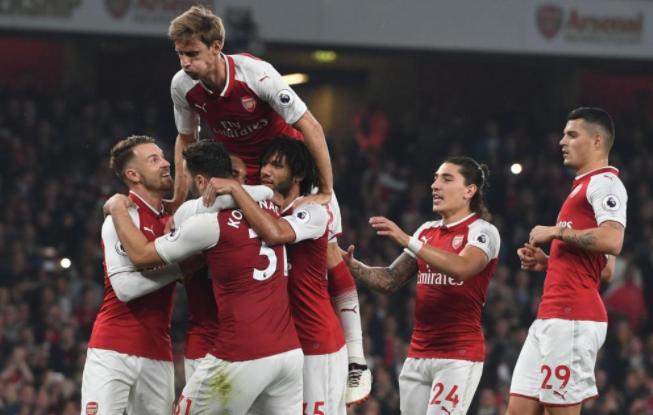 3 cầu thủ Wenger khen ngợi sao chiến thắng - Bóng Đá