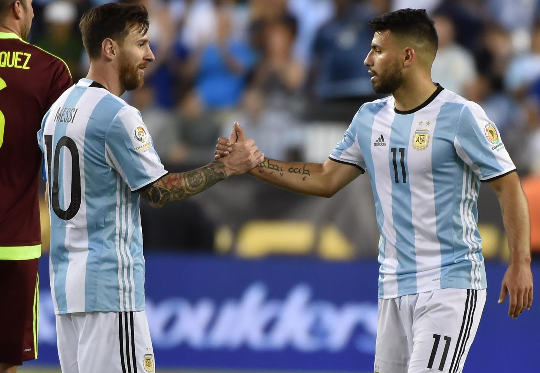 Aguero lại thả thính Messi - Bóng Đá