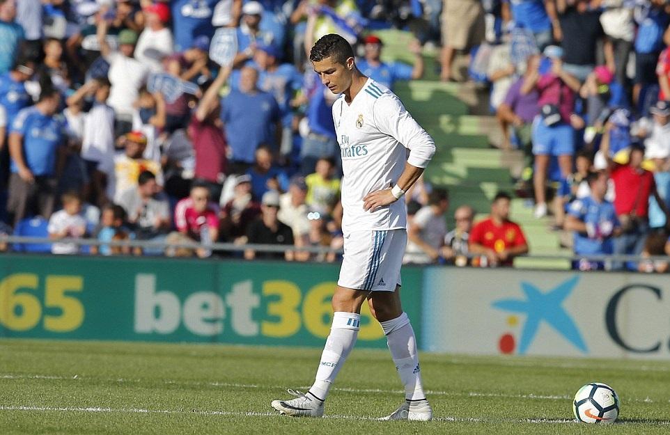 5 điểm nhấn Getafe 1-2 Real Madrid: thành bại tại Ronaldo
