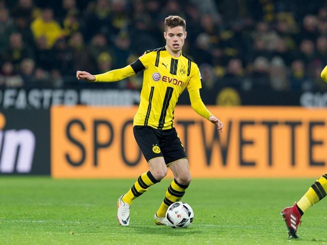 Sau Man Utd, tới Barca giành sao Dortmund với Pep Guardiola - Bóng Đá