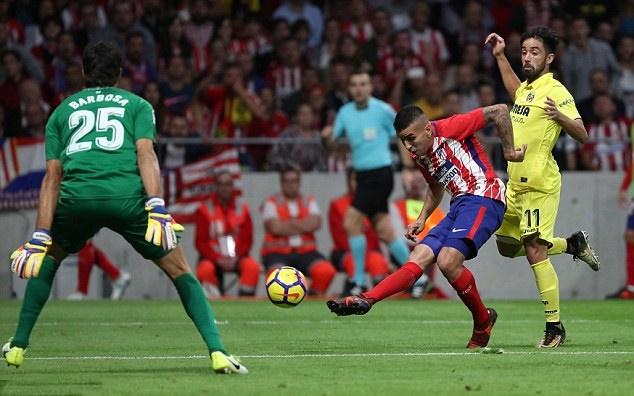 Sau vòng 10 La Liga: Cuộc đua đã kết thúc sớm? - Bóng Đá