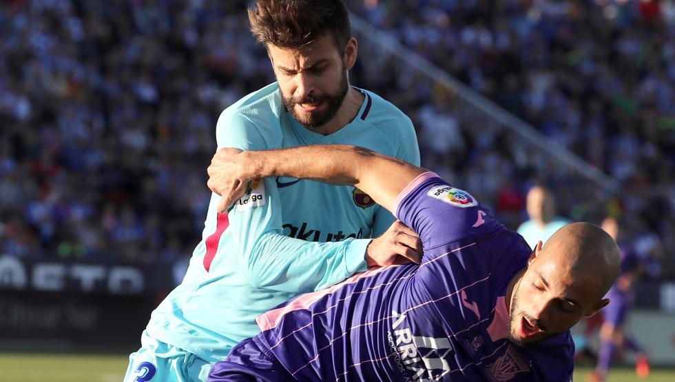 Điểm nhấn La Liga: Barca mất quân, Valencia mất tướng - Bóng Đá