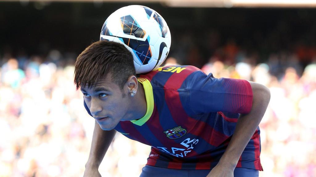 Neymar là một trong những bản hợp đồng thành công của Barca