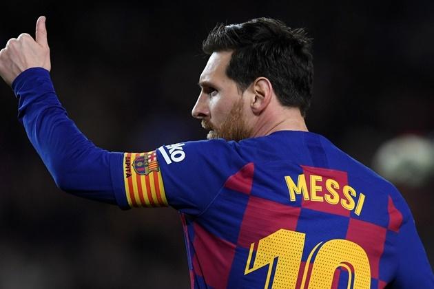 Quyền lực của Messi đẩy Griezmann tới vực thẳm - Bóng Đá