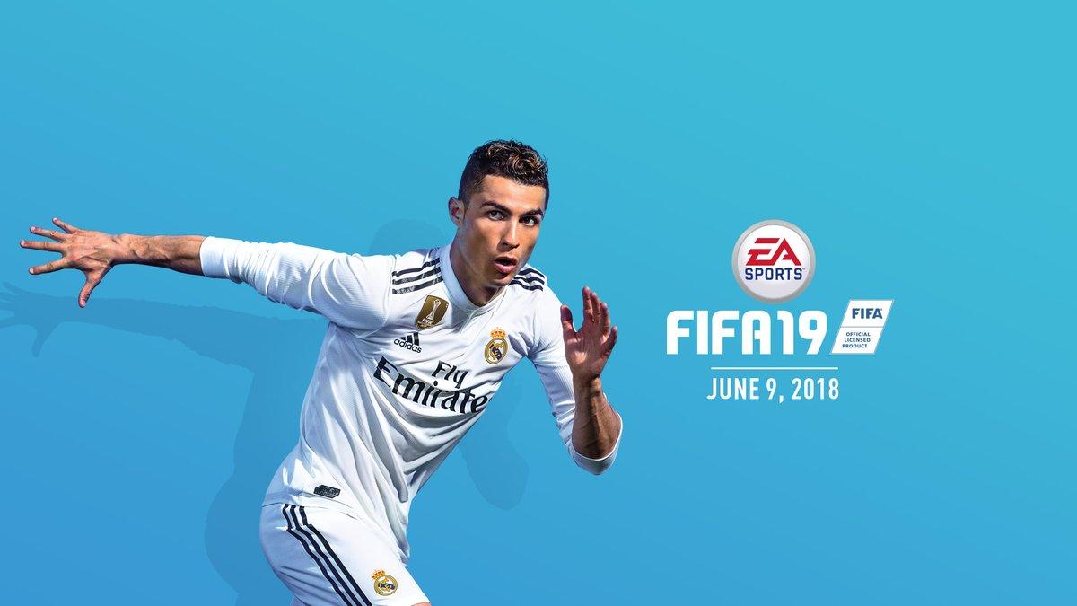 Hình ảnh đầu tiên của FIFA 19.