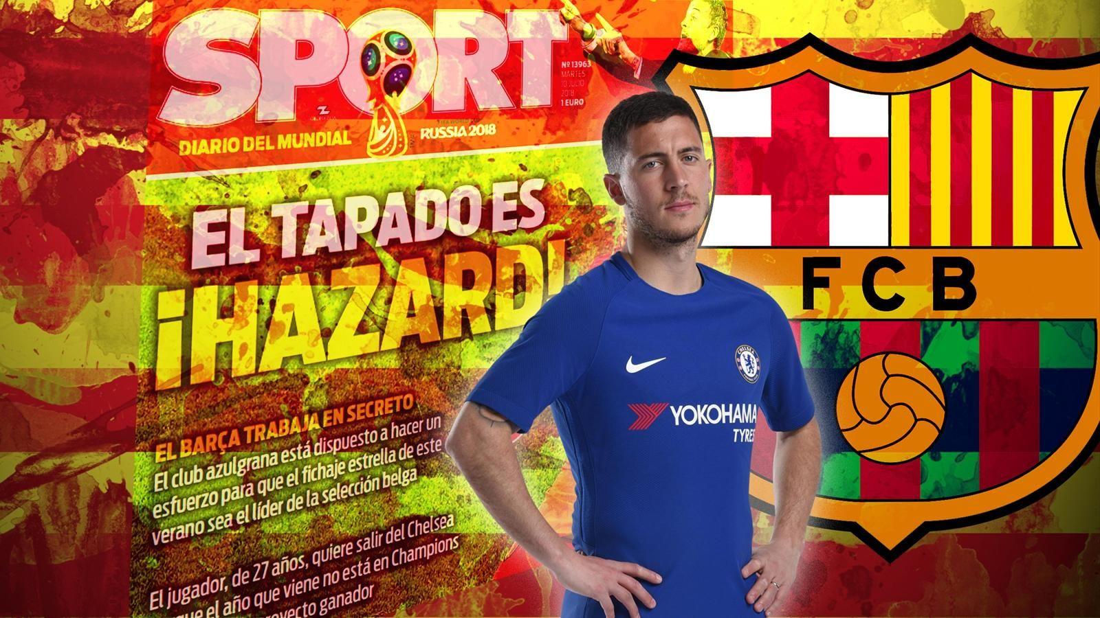 Barca sẵn sàng gửi lời đề nghị 100 triệu euro đến Chelsea - Bóng Đá