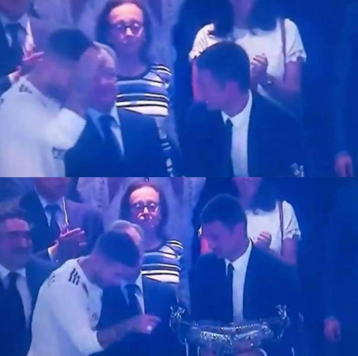 Giải nghệ 9 năm, Maldini vẫn khiến Ramos phải 'ngả mũ' - Bóng Đá