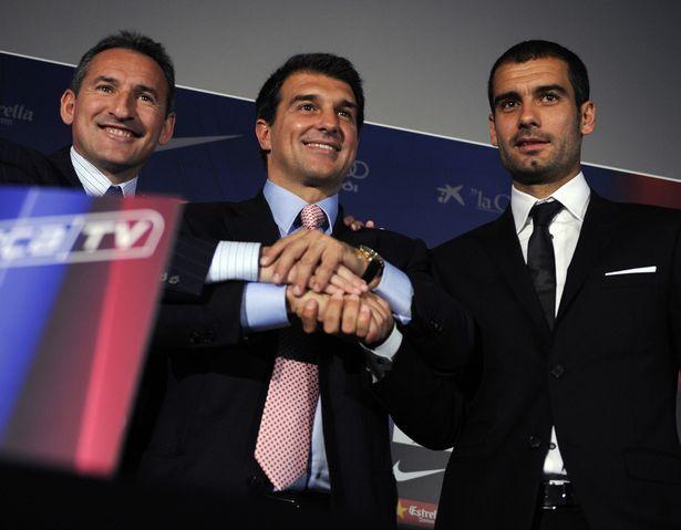 Pep Guardiola đã giành ghế HLV Barca từ tay Mourinho như thế nào? - Bóng Đá