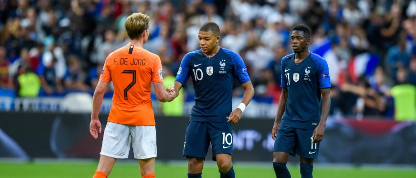 Mbappe thuyết phục mục tiêu số 1 của Barca về Paris chơi bóng - Bóng Đá